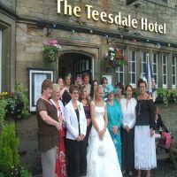 The Teasdale Hotel Weddings 15